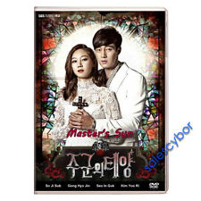 The Master's Sun Korean Drama (4 DVD) Excellent Eng & Quality