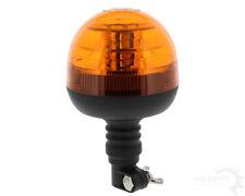 Profi LED Rundumleuchte 12/24V mit flexiblem Fuss Rundumkennleuchte Warnleuchte