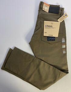 M&S SLIM FIT STRETCH Hazelnut &Travel Italian Woven Cotton  Jeans 28W 29L £39