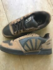 Ipath Field skateboarding Shoes Size 7.5 W/ Box No Lid Color Brown Suede