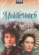 Middlemarch 0794051219022 With Robert Hardy DVD Region 1