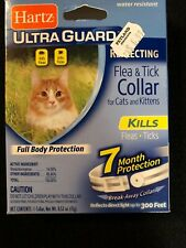 Hartz Ultra Guard Reflecting Flea & Tick Breakaway Collar For Cats & Kittens