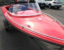 Sportboot Motorboot mit Trailer