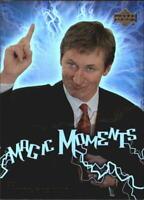 2003-04 Upper Deck Magic Moments #MM8 Wayne Gretzky - NM-MT