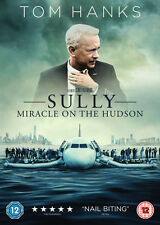Sully Miracle on The Hudson (DVD 2017)