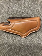 Bianchi Holster 2 1/2 Inch Revolver Medium Frame Leather Never Used