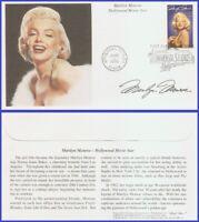US #2967 U/A MYSTIC FDC   Marilyn Monroe