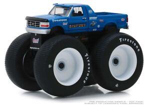Greenlight 1996 Ford F-250 Monster Truck Bigfoot #5 1/64 49040 E (In Stock)