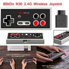 8BitDo N30 2.4G Wireless Joystick Burst Controller for NES Family Retro Gamepad