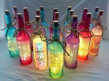 LED Star Light Up Bottle  Lovely Gift for a Lion King Fan