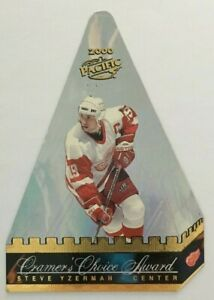 1999-00 Pacific: Cramer's Choice/299-Steve Yzerman