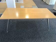 Boardroom meeting table 2000cm long