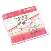 Sew Easy Various Quilters Patchwork Rulers (Imperial) Different Sizes Available!