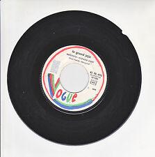 GRAND JOJO Vinyle 45T VALENCIA - ESPANA CANI -LE TANGO DU CONGO -VOGUE 4215 RARE