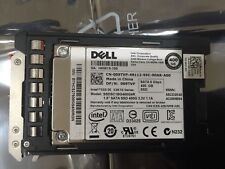 "Genuine DELL 1.8"" 400GB SATA SSD DC S3610 009TVP Dell Bracket SSDSC1BG400G4R"