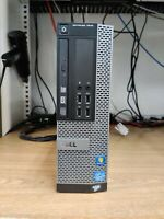 Dell Optiplex 7010 SFF Intel i3-3220 3.3GHz 8GB RAM 250GB HDD Windows 10 Pro j