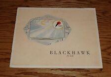 Original 1929 Stutz Blackhawk Deluxe Sales Catalog Brochure 29