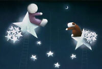Catch a Falling Star by Doug Hyde. Signed, Numbered, MOUNTED ONLY In Stock.