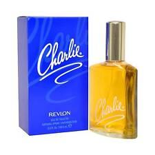 Charlie Blue EDT Spray 100ml by Revlon FREEPOST A1