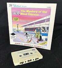 Mr.T The Mystery of the Mind Thieves Starland Read Along Book & Recording Tape