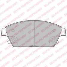 Bremsbelagsatz Scheibenbremse - Delphi LP2170