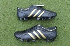 BNIB NEW ADIDAS ADIPURE II TRX FG FOOTBALL BOOTS WHITE UK SIZE 8 Not mania