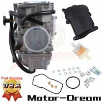 Carburetor Carb For Yamaha YFM350 Big Bear Warrior 350 1987-2004 Moto 4 ATV QUAD