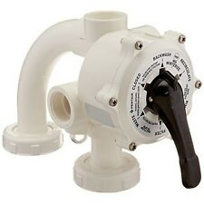 Pentair 1-1/2-Inch Multiport Valve Replacement Pool/Spa D.E. and Sand Filter NEW