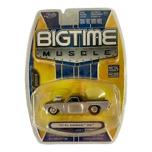 Jada Bigtime Muscle '70 El Camino SS #171 - 2009 Wave 16