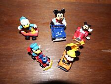 Disney Mickey Mouse Vintage figure toy playset cars some diecast bundle joblot D