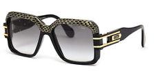 Cazal 623/3 Sunglasses 623 Half Snake Skin Color 703 Black Gold Authentic New