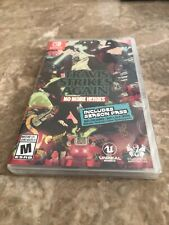 Travis Strikes Again: No More Heroes (Nintendo Switch, 2019) NEW SEALED