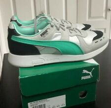 Puma RS-100 Reinvention in Grey /Green/White Size 9.5
