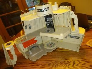 Robo force ideal 1984 fortress of steele action playset
