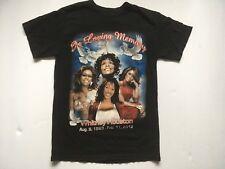 Vintage Authentic RARE Whitney Houston Memorial Rap Pop R&B T-Shirt