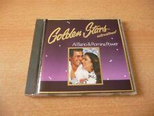 CD Al Bano & Romina Power - Golden Stars International - 16 Songs