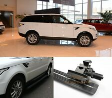 Power side step for Range Rover Sport 2014-2017 ELECTRIC running boards nerf bar
