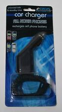 Car Charger All NOKIA Phones by Circuit Electronics Recharges Cell Phone Battery