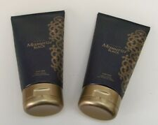2 X Avon Mesmerize Black For Her Perfumed  Body Lotion  New (64)