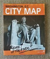 The Division 2 Collector's Edition Washington, D.C. City Map Double Sided Poster