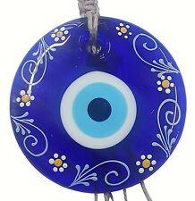 Nazat boncuk 10cm colgaduras Lang 40cm ojos de vidrio remolques decorativas Evil Eye nz17