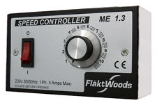 FlaktWoods Fan Speed Controller ME 1.3