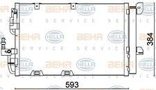 8FC 351 301-224 HELLA Condenser  air conditioning