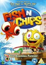 Fish N Chips (DVD, 2013) NEW AND SEALED