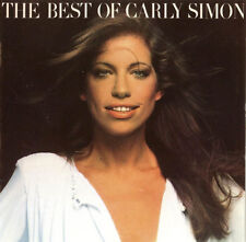 Carly Simon – The Best Of Carly Simon - CD - Very Good Condition