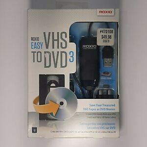 Roxio Easy VHS to DVD 3 Converter - 253000
