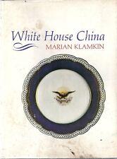 WHITE HOUSE CHINA. Marian Klamkin