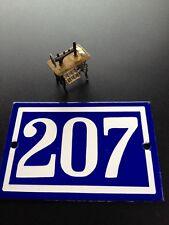 VTG DOLL HOUSE MINIATURE Furniture Metal Antique Sewing Machine Treadle Pedal NR