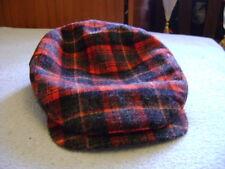 Wigens Tweed flat cap hat Size 63