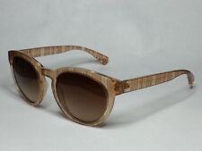 COACH Women Sunglasses Brown Ticking Stop